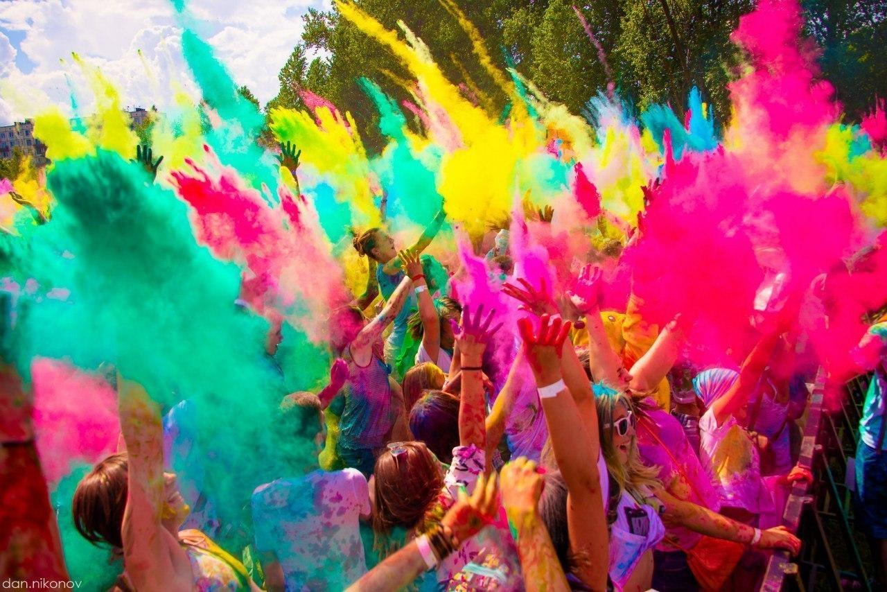 Когда фестиваль красок в новочебоксарске 2018