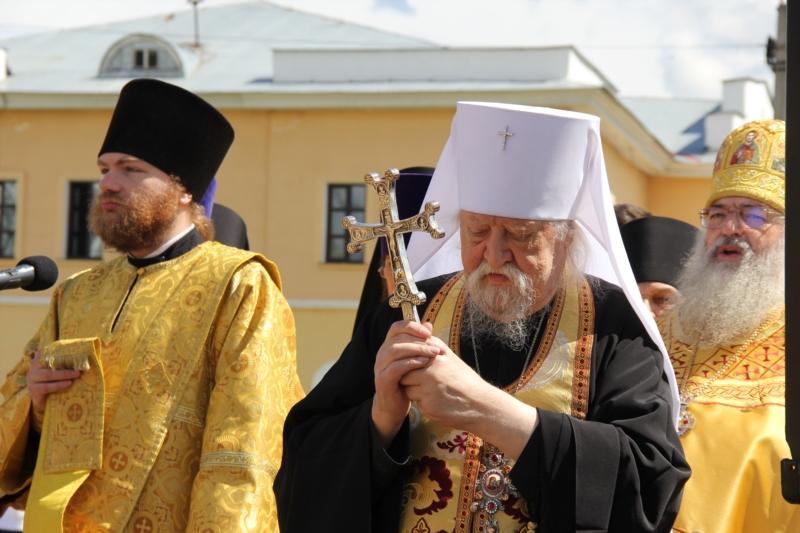 Чувашский митрополит Варнава призвал жителей не ...