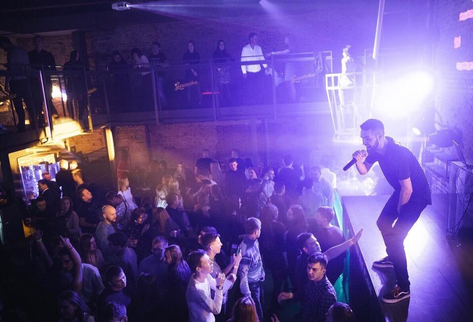 В ночном клубе чебоксар газировка гоу ночных клубов