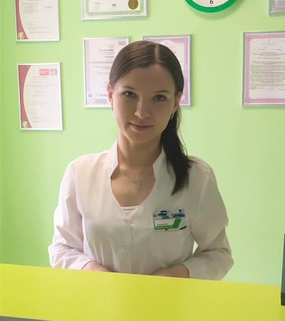 Ендерова Светлана