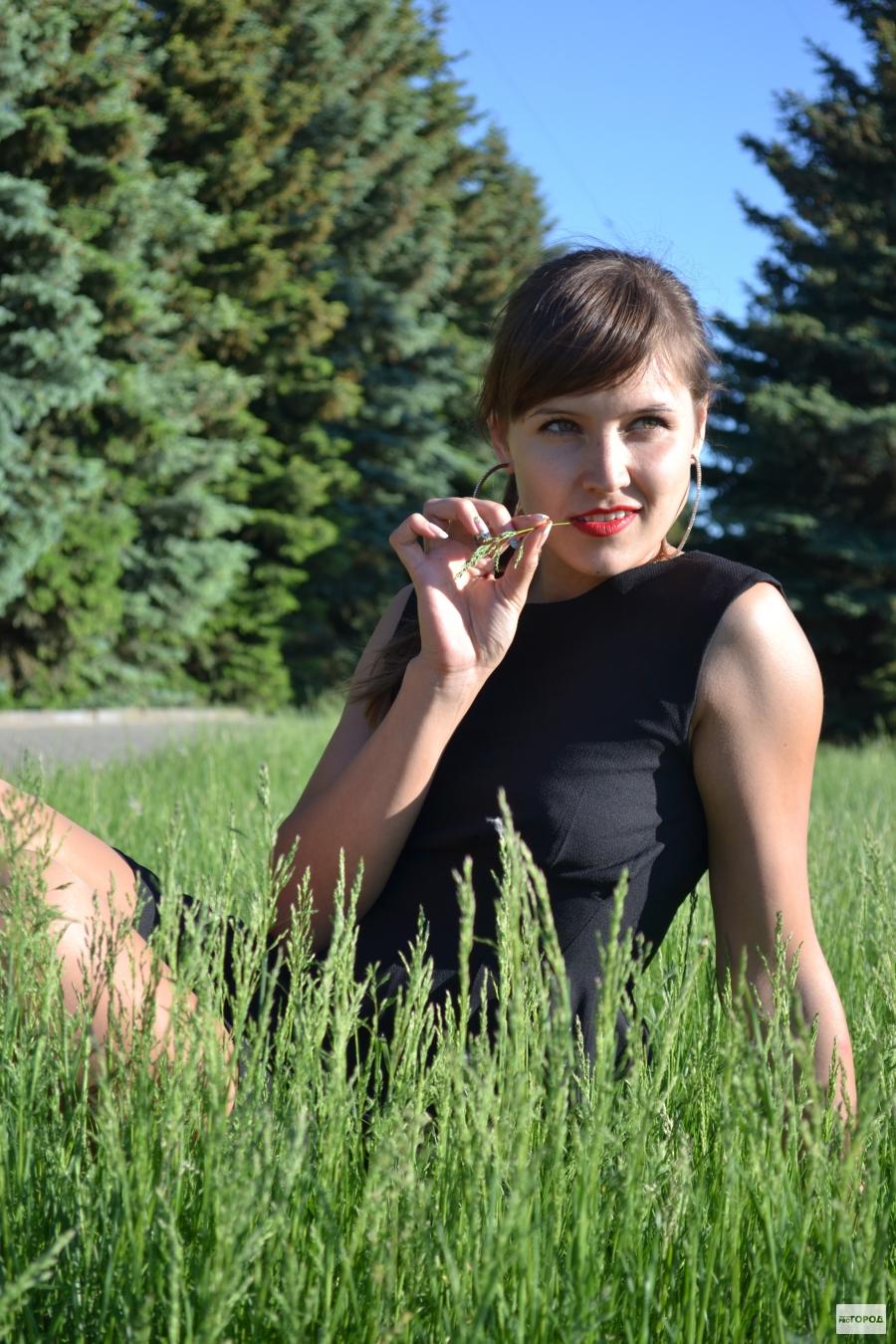 Фото красивой девушки 23 года 5 фотография