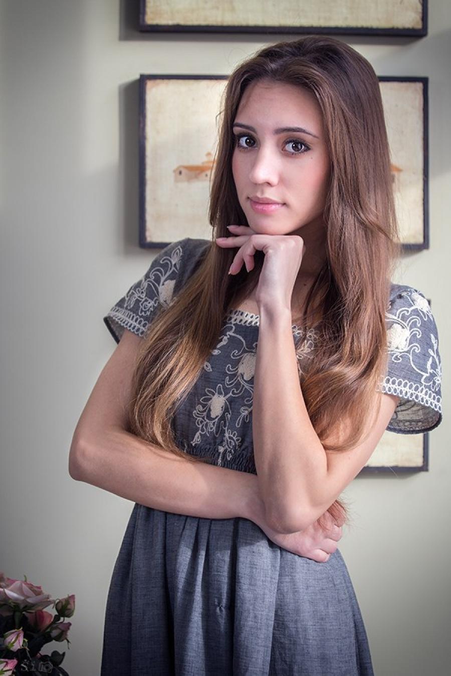 Фото девушки из чебоксары