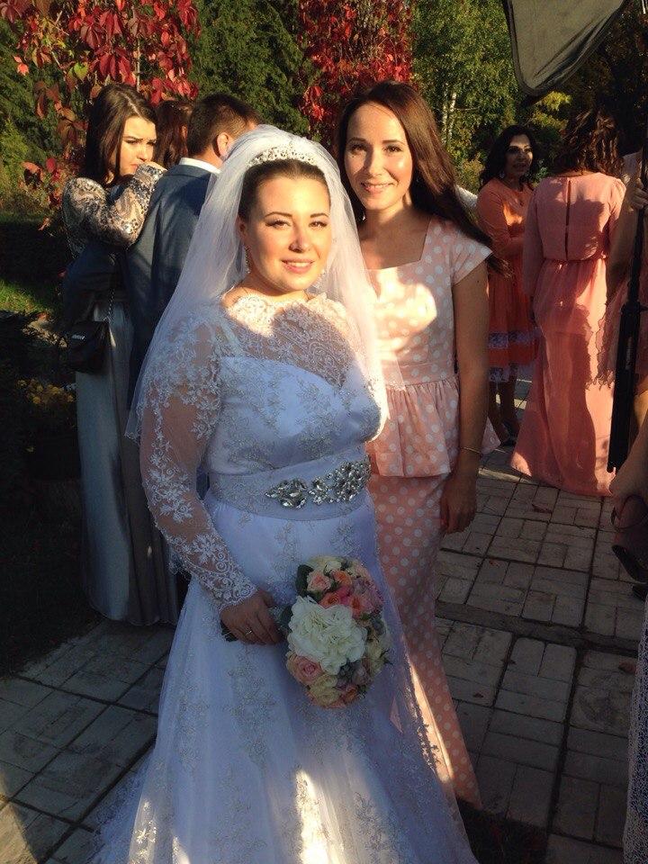 Федоров на свадьбе дочери
