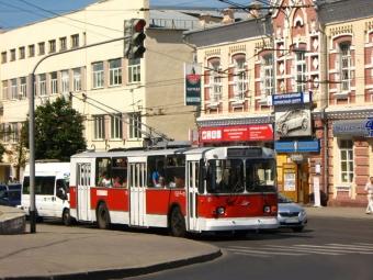 """Пока на территории Чувашии действуют  """"старые """" цены на проезд.  Как сообщает государственная служба Чувашской..."""