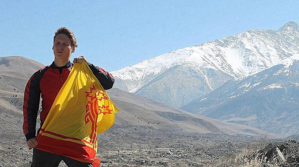 Житель Чувашии на велосипеде проедет через Казахстан, Узбекистан, Туркменистан