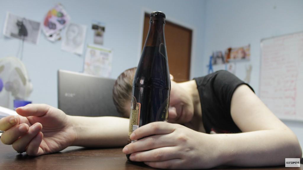 В Чебоксарах чиновники обсудили вопрос о запрете продажи алкоголя лицам моложе 21 года