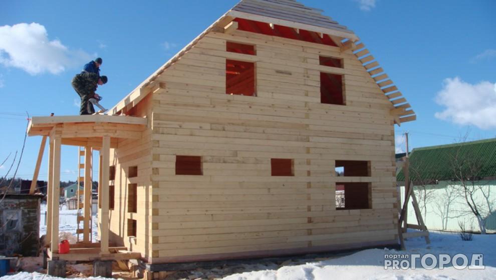 Кредит на строительство дома материнский капитал