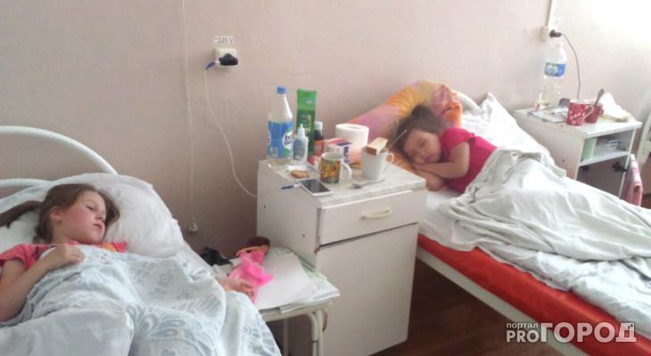 В Новочебоксарске идет расследование причин отравления в детском саду 17 человек
