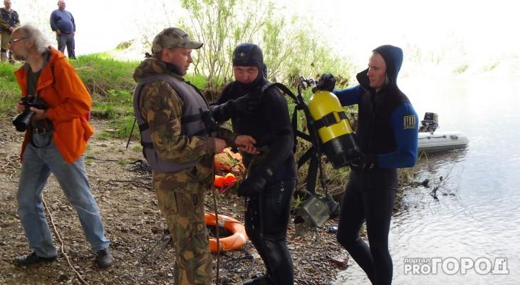 В Чувашии жители деревни вытащили из пруда тело 17-летнего парня
