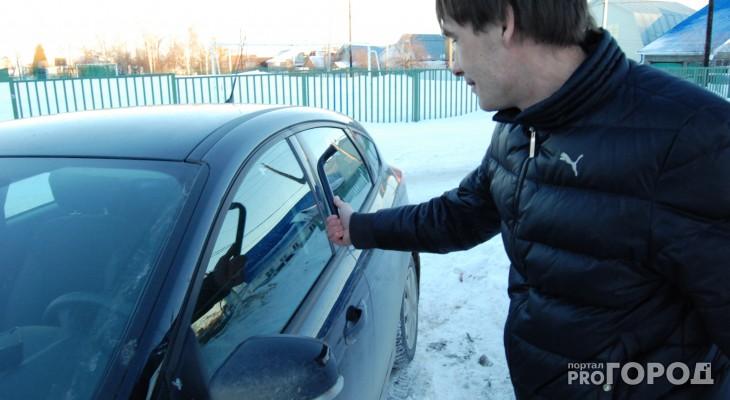 Угнанный в Германии автомобиль продали в Чебоксарах