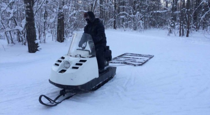 В Чебоксарах восстанавливают лыжные трассы после снегопадов