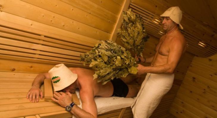 Фото бабы и мужики в бане