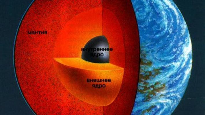 Гипотезу чувашского геолога об образовании Земли признали обоснованной