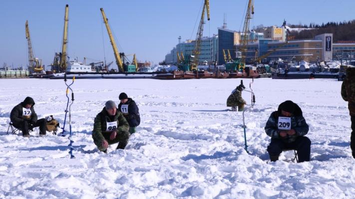 Зимняя рыбалка в чебоксарах
