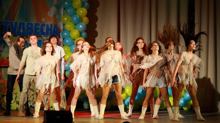 Фестиваль студенческая