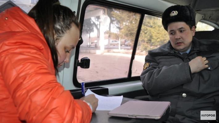 В Чебоксарах пришлось вызвать полицию, спасая сову