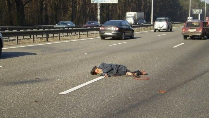меры наказания за сбитого пешехода выслушал
