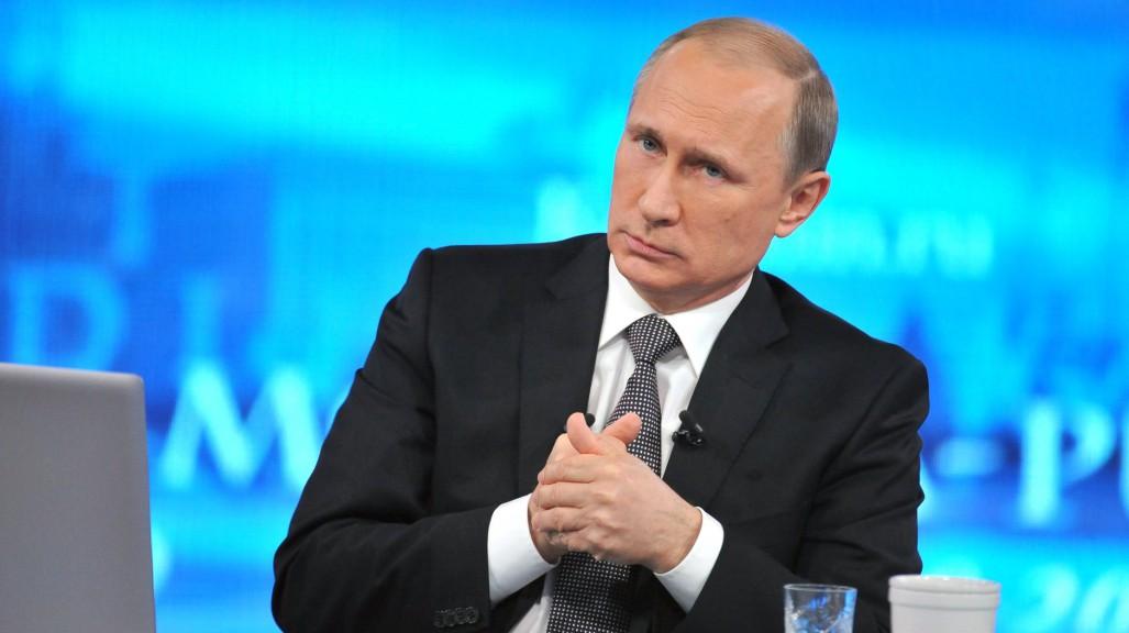 Прямая линия президента России с народом: ключевые цитаты Путина