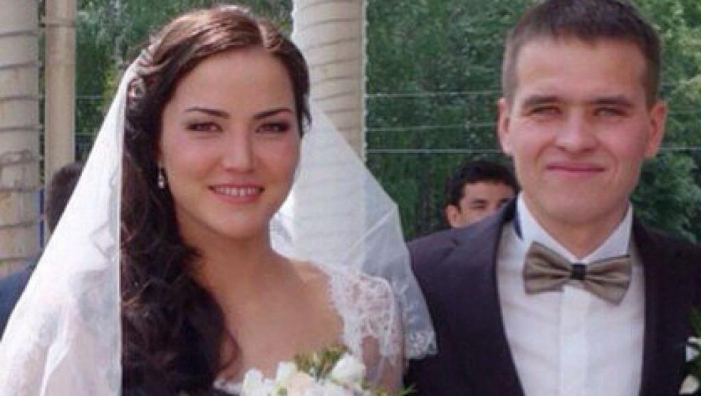 В Чувашии известные биатлонисты Татьяна Семенова и Вячеслав Акимов связали себя узами брака