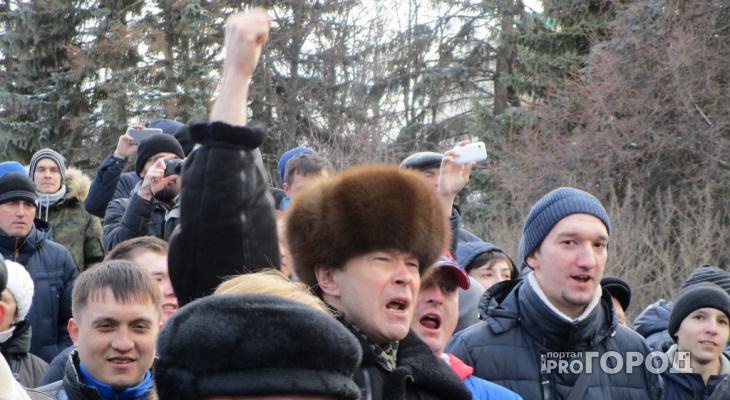 В Кремле прошедшие антикоррупционные митинги назвали провокацией