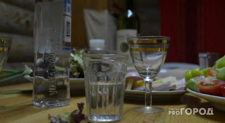 В России снова изменят минимальную цену на водку