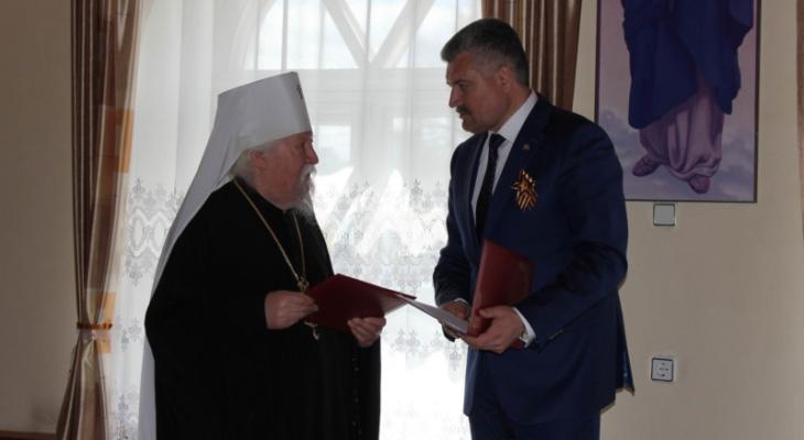 Министерство здравоохранения и епархия подписали ...