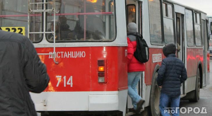 Чебоксарское троллейбусное управление требуют признать банкротом