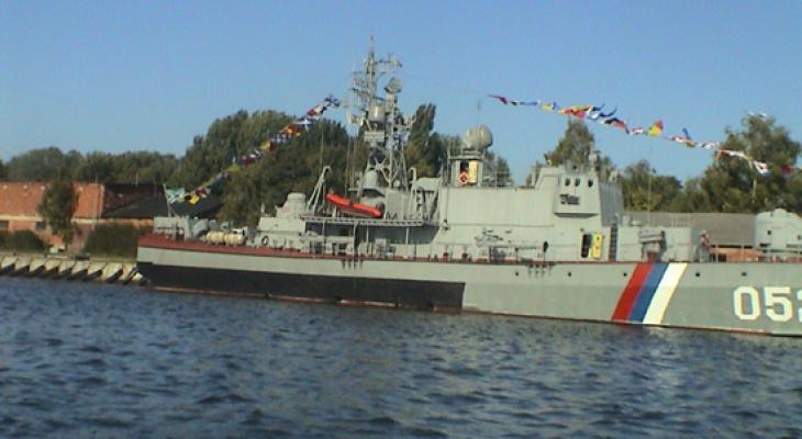 Депутаты выделят деньги на доставку корабля «Чебоксары»