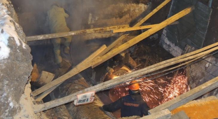 В Новоюжном районе отключают горячую воду из-за аварии