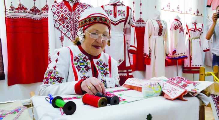 В Чебоксарах к празднику 8 марта пройдут мастер-классы по вышивке