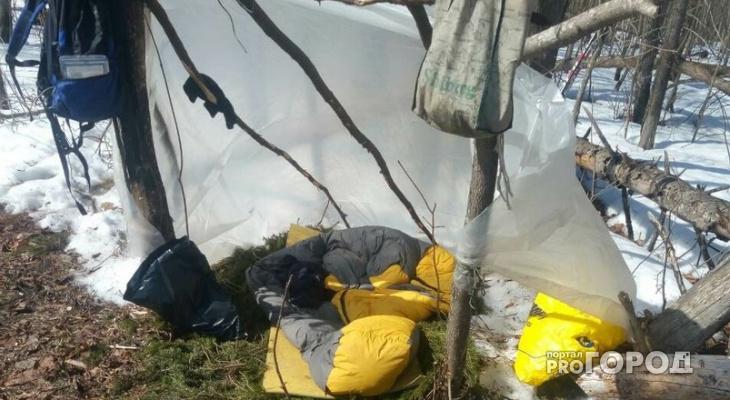 На берегу реки Кокшага нашли вещи пропавшего жителя Чебоксар