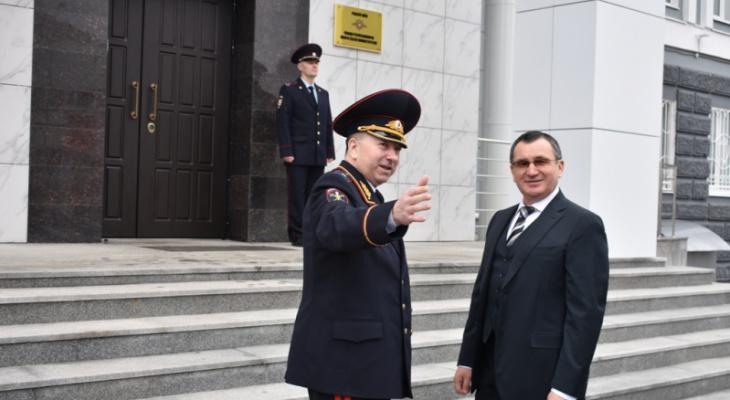 Экс-президент Чувашии Николай Федоров оценил работу полиции