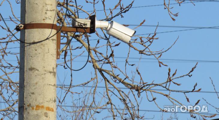 В Новочебоксарске установят 20 уличных видеокамер