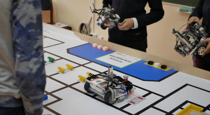 «Ростелеком» поддержал юных робототехников из Чувашии