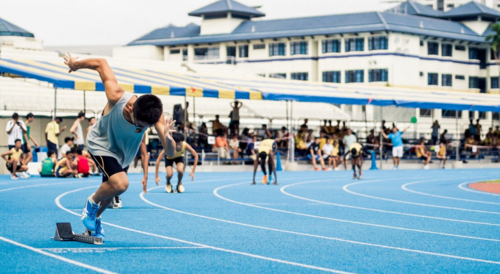 Занятия спортом «заразны»?