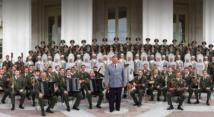 На День России на заливе Чебоксар выступит легендарный хор