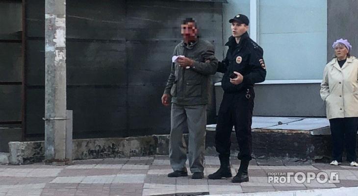 В Новочебоксарске избили мужчину, который не отдал собаку на шашлык
