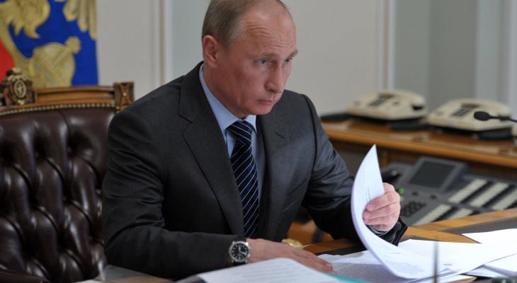 Жительница Чебоксар получила письмо от Путина