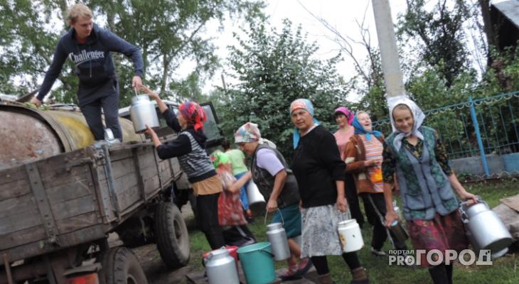 В Чувашии начали повышаться цены на зерно и молоко