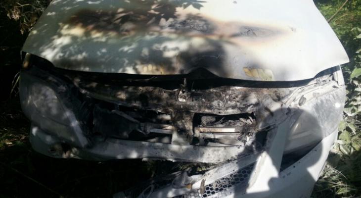В Чувашии во время ДТП пострадали три девочки