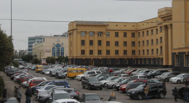 В Чебоксарах еще в 25 местах запретят парковаться бесплатно