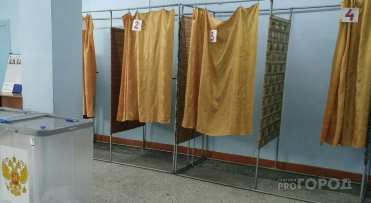 В двух районах Чувашии явка на выборах составила 100 %
