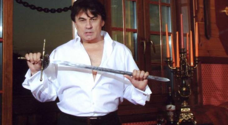 В Чебоксары Народный артист России Александр Сероввернется в октябре