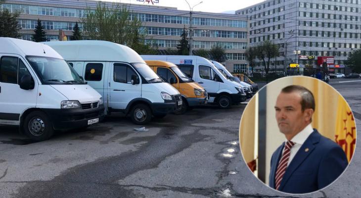 Игнатьев потребовал наказывать перевозчиков за ДТП лишением работы