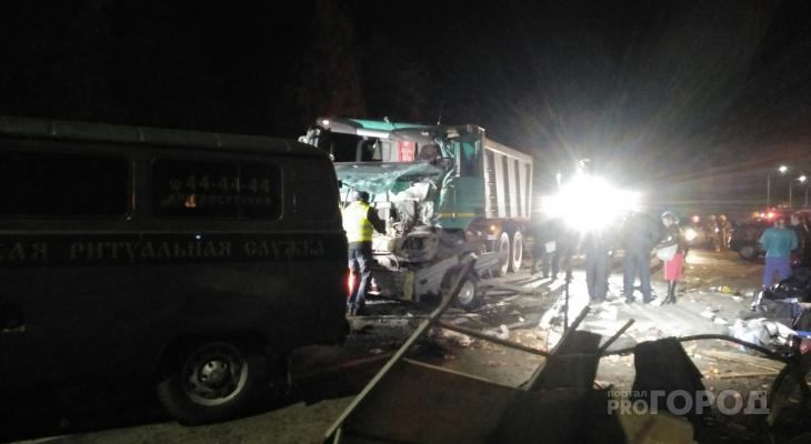 В Чувашии завели еще одно уголовное дело о гибели пассажиров автобуса
