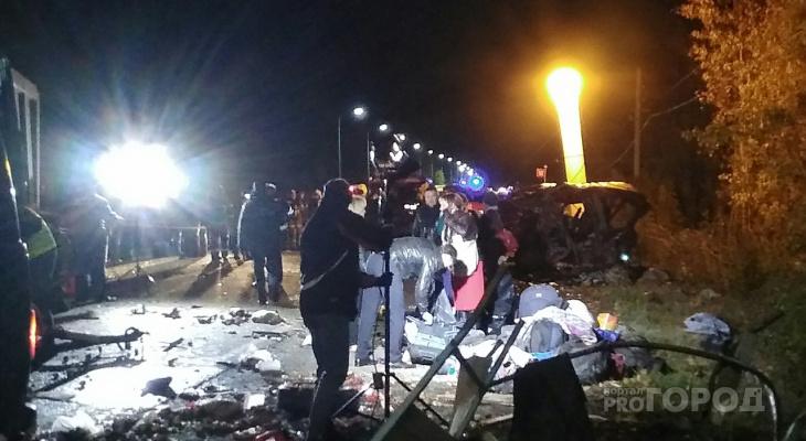 Выживший в ДТП сообщил, куда направлялись пассажиры автобуса