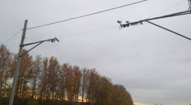 В Чувашии устанавливают еще 12 камер-радаров на дорогах