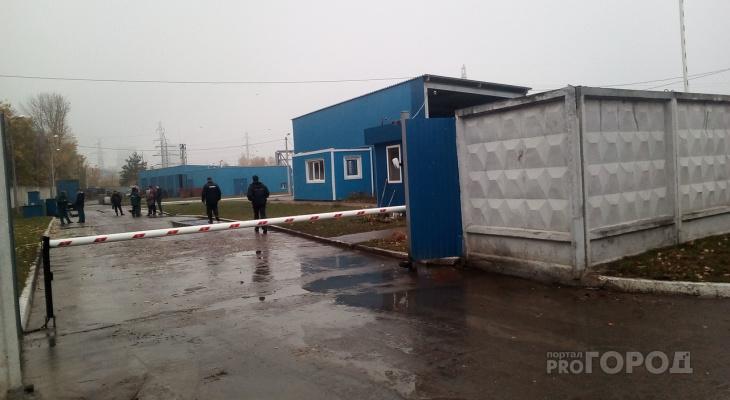 В Чебоксарах поступило сообщение о возможной бомбе на мусорной станции