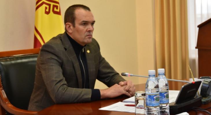 Игнатьеву не понравилась позиция Ладыкова, и он сделал ему замечание