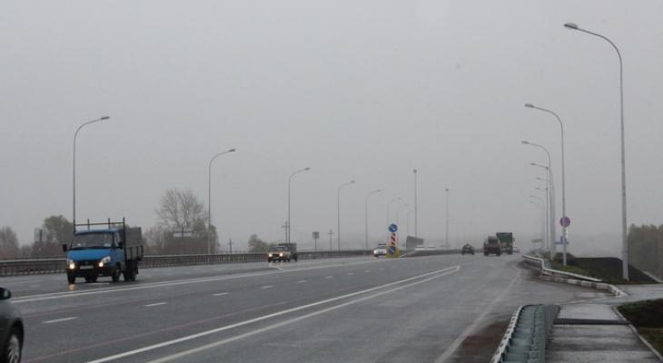 В Чувашии открыли движение по мосту возле Цивильска